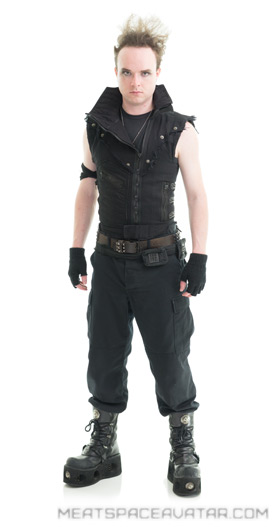 Industrial Goth Fashion Goth industrial Industrial Goth Fashion